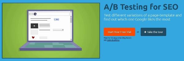 SEOClearly: A/B тестирование